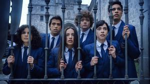 'El internado: Las Cumbres' anuncia els fitxatges de la seva segona temporada a Amazon Prime Video