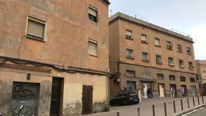 El Ayuntamiento de Barcelona compra tres edificios en Horta para evitar la expulsión de 45 familias
