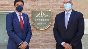 Tots els Paradors tindran fibra abans del juliol després d'un acord amb Telefónica