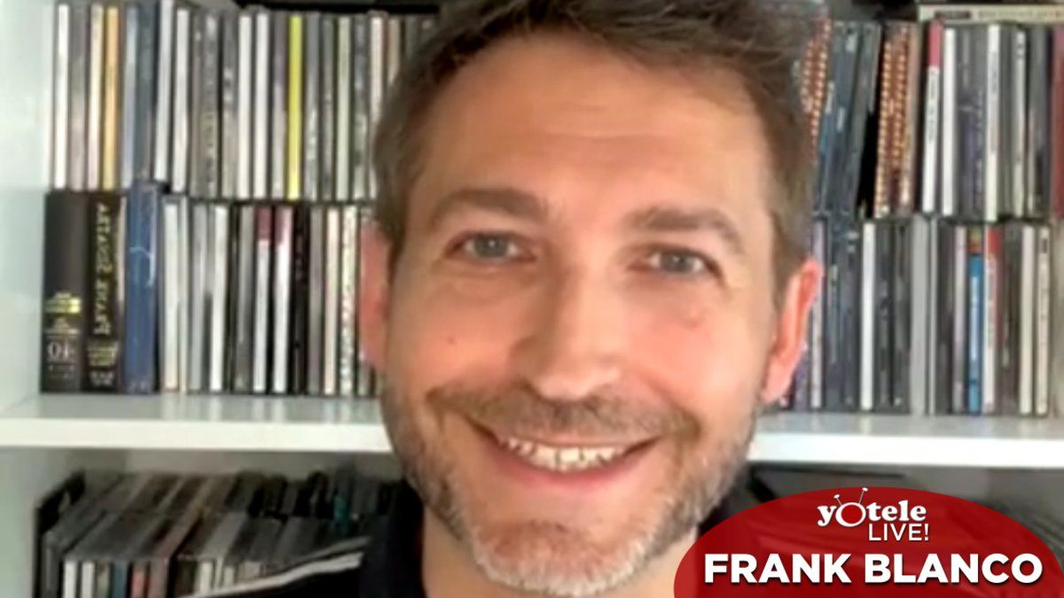 Frank Blanco en YOTELE Live!