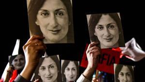 15 anys de presó per a un dels acusats de matar la periodista Daphne Caruana