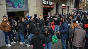 Catalunya registra les pitjors dades de pobresa en deu anys