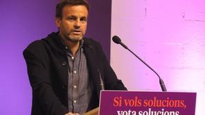 Els comuns presenten al PSOE una proposta per vincular sedició i violència explícita