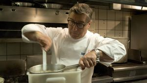 El chef Joan Roca