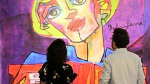 L'any de l'artista que cremava els seus quadros