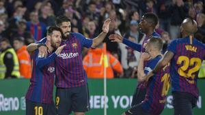 El millor Barça amb el Messi enorme de sempre