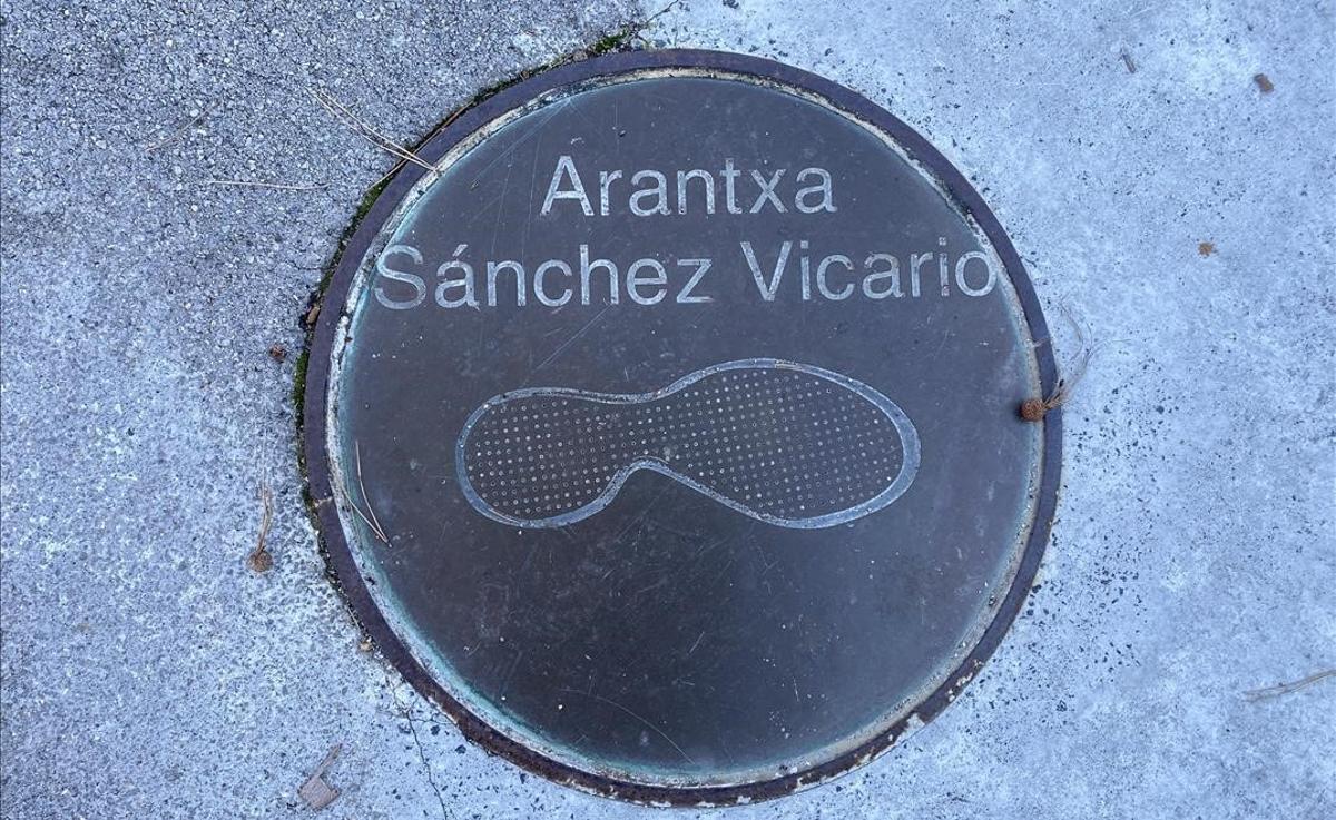 Arantxa Sánchez Vicario, ganadora de cuatro troneos de Grand Slam.