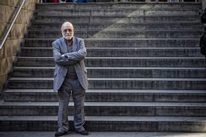 Arcadi Oliveres, en una fotografía de abril del 2013.