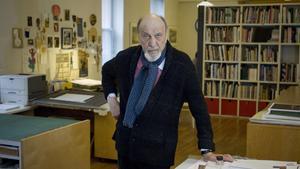 Mor Milton Glaser, el dissenyador del logo de Nova York