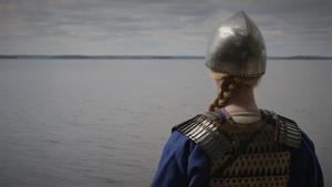 Fotograma del documental 'La guerrera vikinga', de Canal Historia