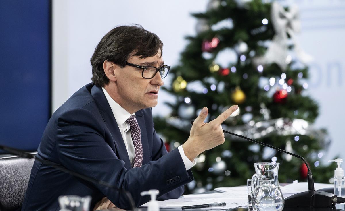 Les autonomies podran restringir viatges i reunions i avançar el toc de queda per Nadal
