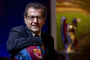 Test rápido al candidato a la presidencia del FC Barcelona, Antoni Freixa i Martí