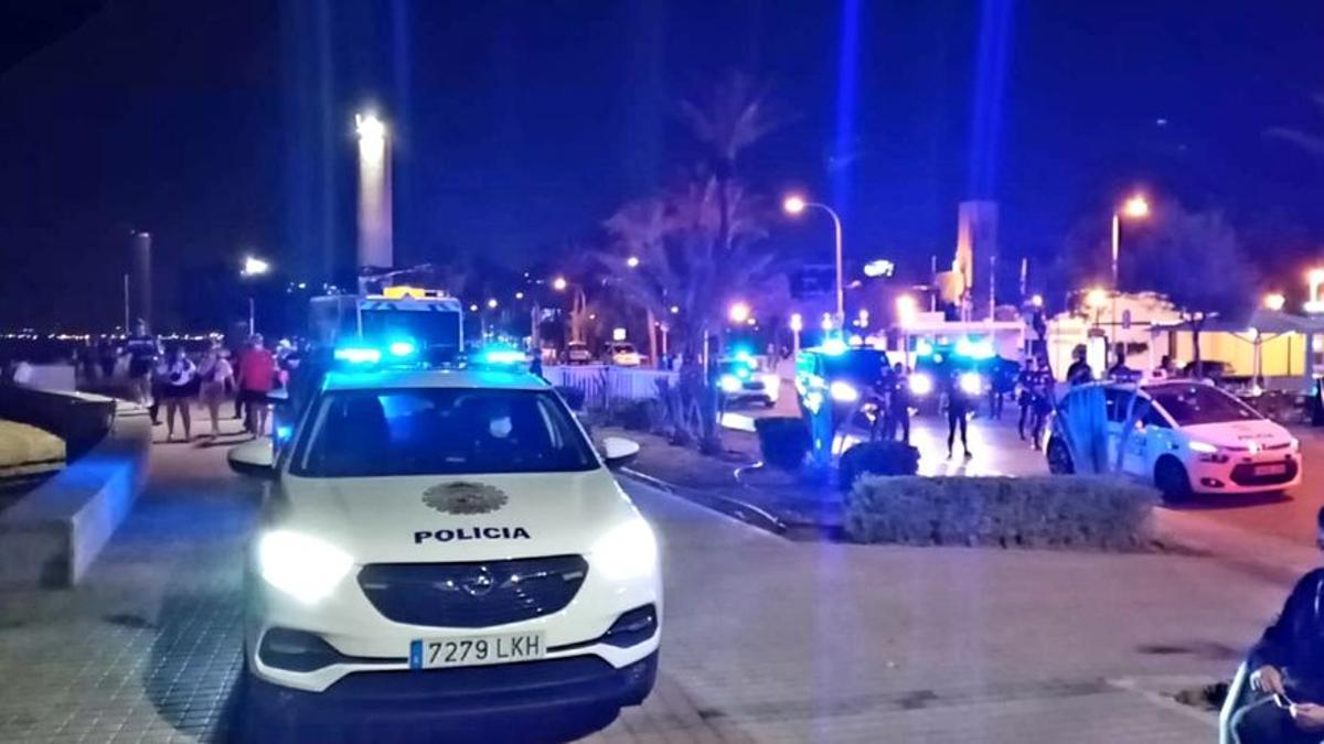Sanidad  pide cancelar los viajes de fin de curso a Mallorca