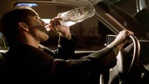 Nicolas Cage, en una imagen de 'Leaving Las Vegas'.