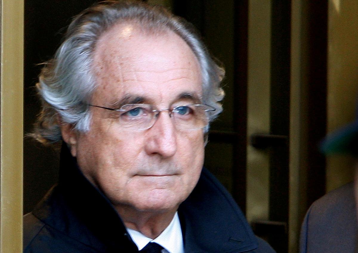 Bernie Madoff en una imagen de archivo.