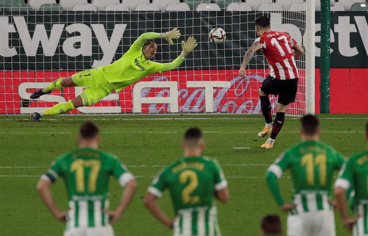 El Athletic completa el cuadro de las semifinales de la Copa
