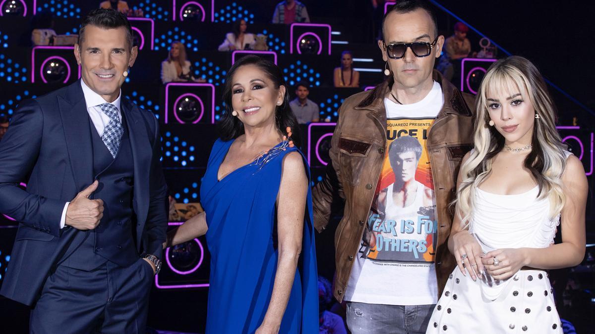 Telecinco sentencia a 'Top Star' con un nuevo y definitivo cambio de programación