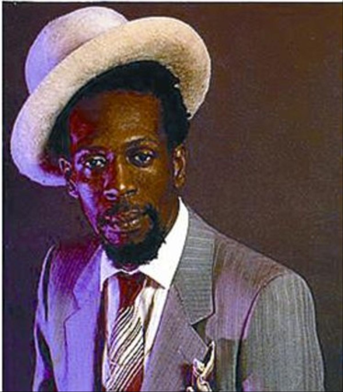 Gregory Isaacs.
