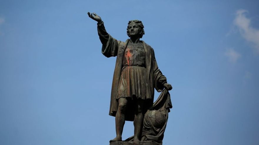 México no sabe qué hacer con Cristóbal Colón