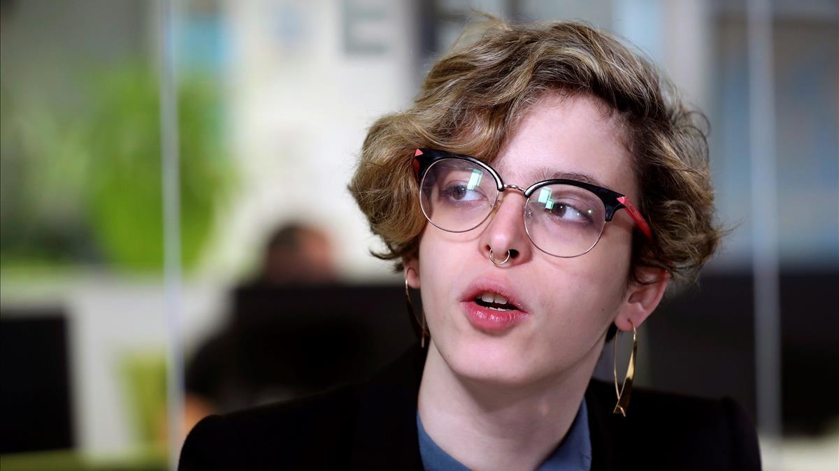 La escritora Elizabeht DuvalEFE Angel Diaz