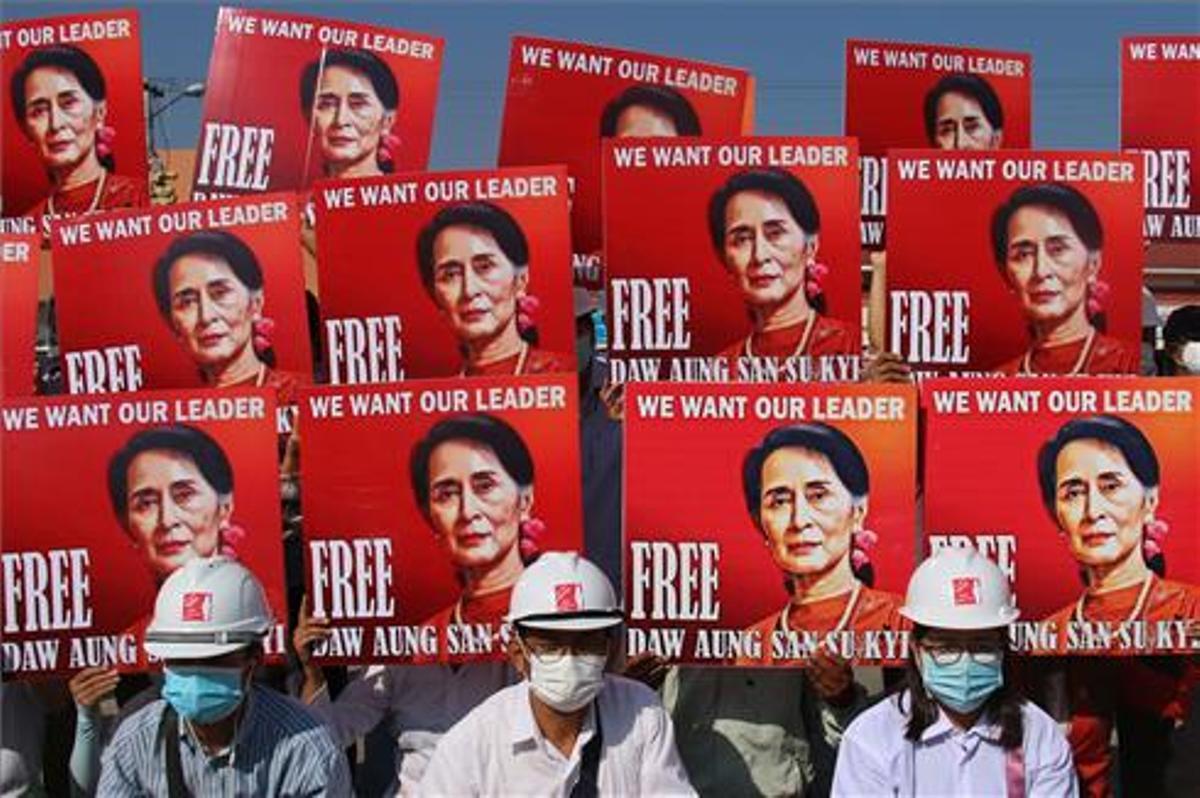 Birmània: el cop anunciat