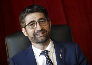 """La Generalitat ve """"cercano"""" un acuerdo con Aena sobre el aeropuerto de El Prat"""