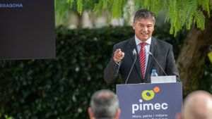 Antoni Cañete, pymes las 24 horas
