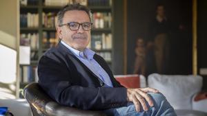 Rafael Vilasanjuan, periodista, miembro del consejo de direccion de GAVI (la Alianza Global para la Vacunacion) y director del Departamento de Análisis y Desarrollo Global del Instituto de Salud Global de Barcelona.