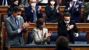 Sánchez e Iglesias ya tienen encarrilada la legislatura