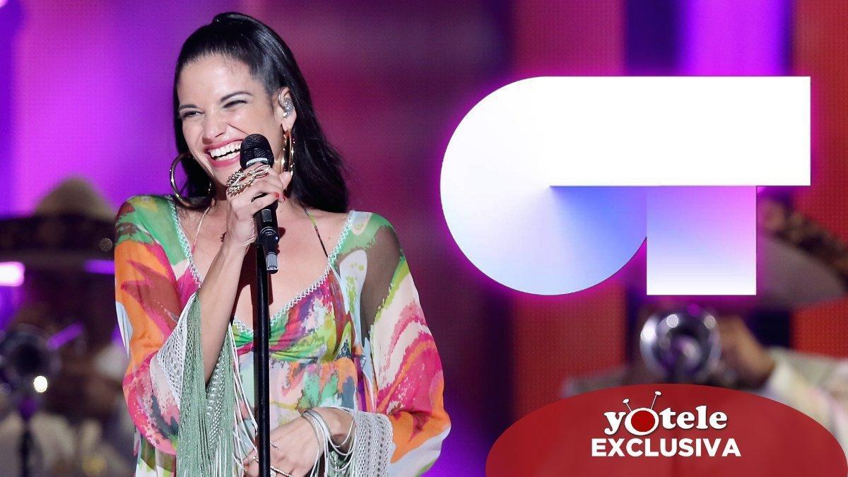 Natalia Jiménez, ex componente de 'La quinta estación' y nueva miembro del jurado de 'OT 2020'.