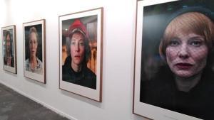 La Feria Internacional de Arte Contemporáneo ARCO de Madrid.