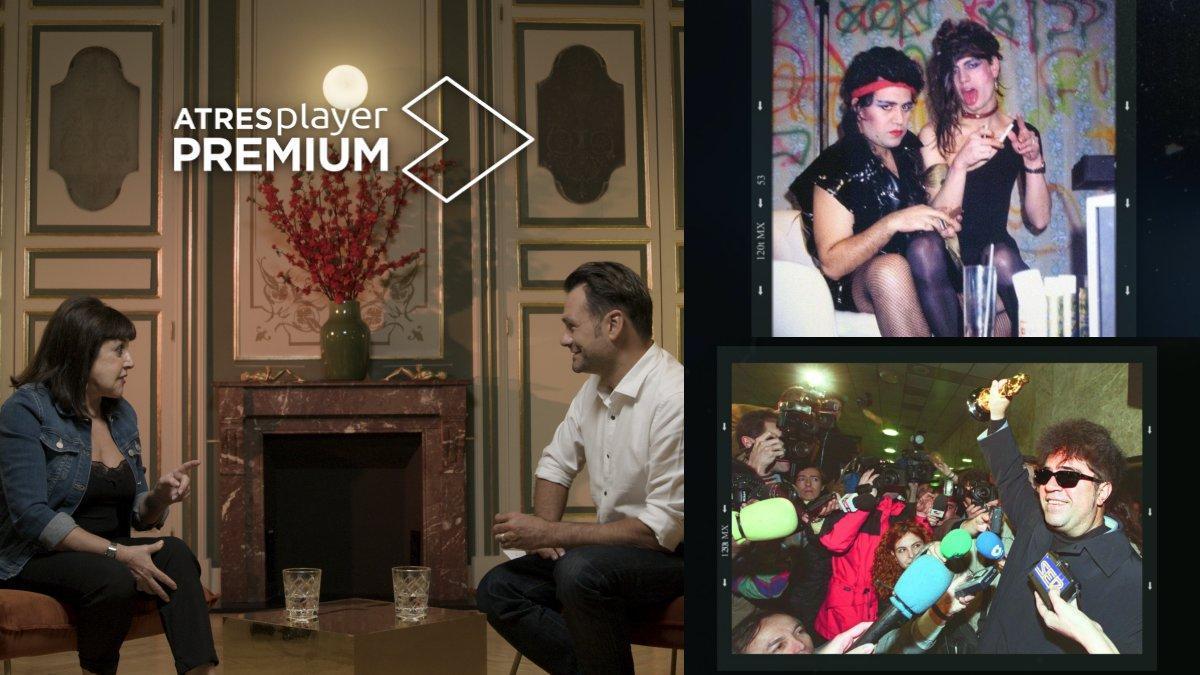 Imágenes de 'Pongamos que hablo de Pedro Almodovar', el nuevo documental de Atresplayer Premium.
