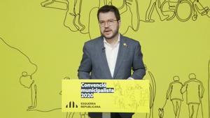 Aragonès aposta per «oblidar l'austeritat» per afrontar la pandèmia