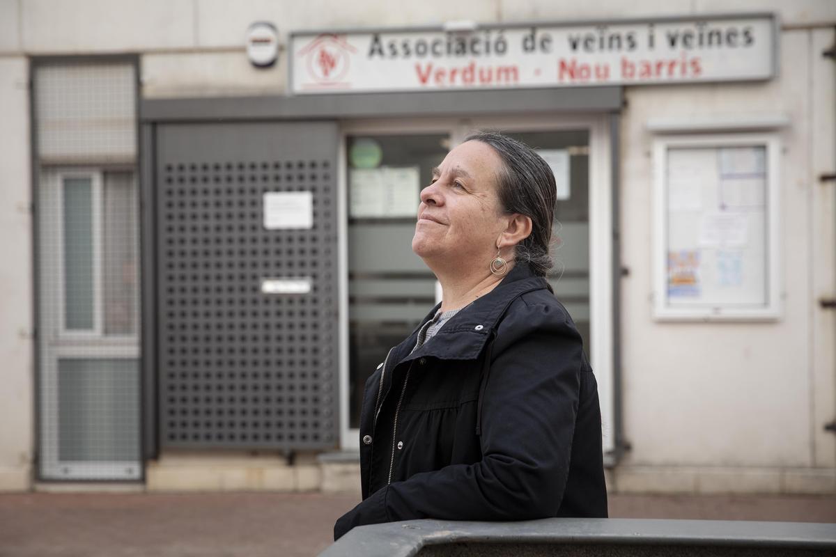 Aurora Álvarez: «El pitjor d'aquesta crisi és que no t'hi pots rebel·lar en contra»