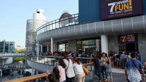 7Fun!, un nou centre per escalar, jugar i viure experiències virtuals
