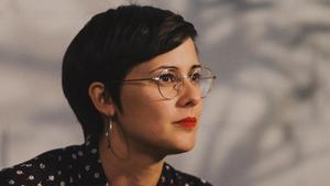 Jenn Díaz «Se'ns va fer creure que la política era cosa d'homes amb americana i corbata»
