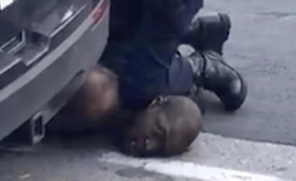 El metge que va certificar la mort de Floyd afirma que va morir per asfíxia