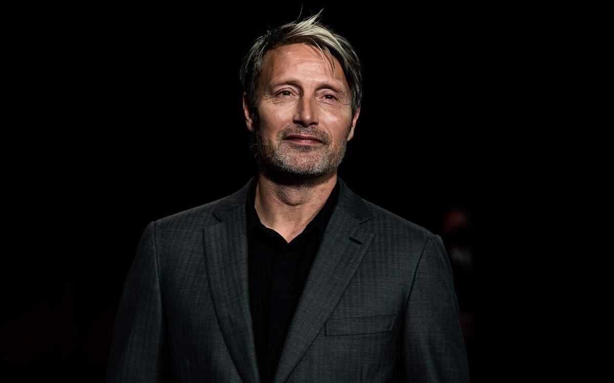El actor Mads Mikkelsen.