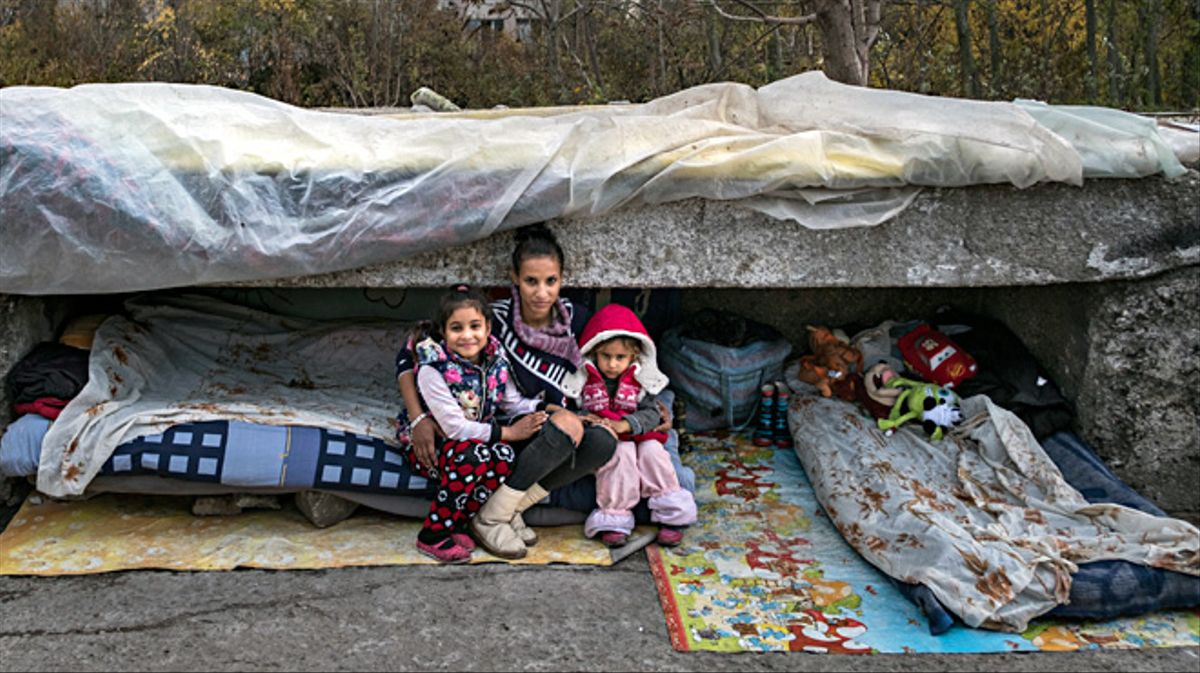 Viaje al corazón de la pobreza infantil