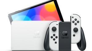 Nintendo presenta la nova consola Switch amb pantalla OLED de 7 polzades