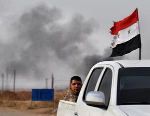 Almenys  57 combatents morts en bombardejos d'Israel sobre Síria