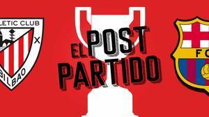 El post partido del Athletic Club - Barça: una Copa para construir el futuro.