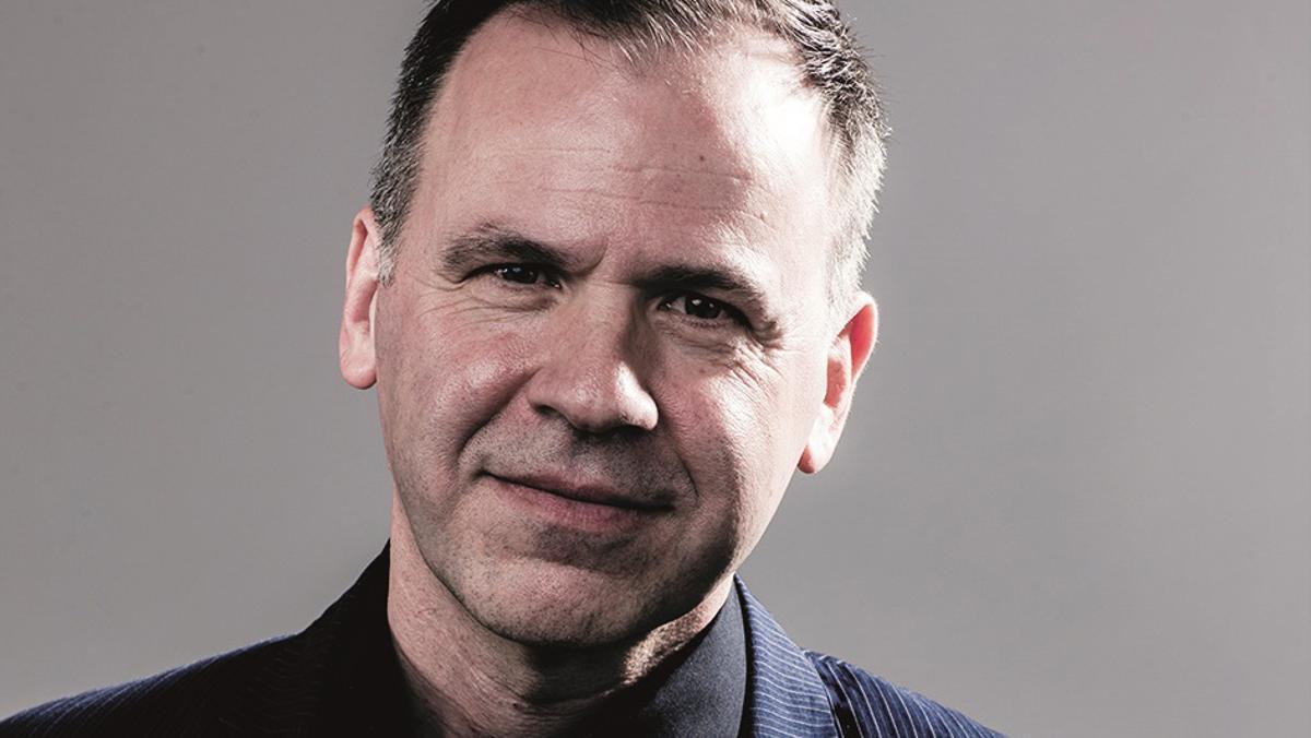 Ian McGuire. «'El abstemio'» parla de com traspassar els límits en nom del nacionalisme»