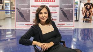 La periodista Isabel Gemio.