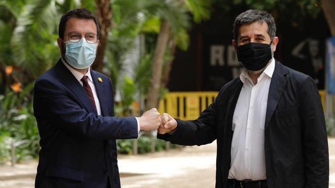 Últimas noticias de Catalunya: Principio de acuerdo ERC - Junts para formar Govern  DIRECTO