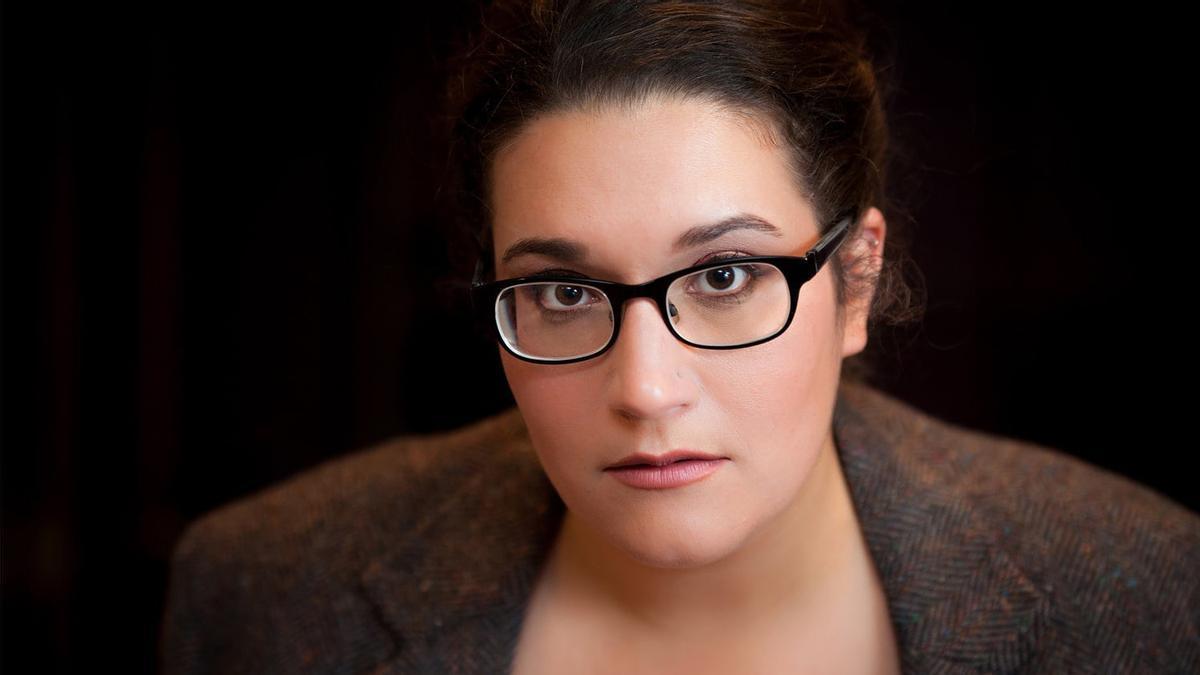 La escritora norteamericana Carmen Maria Machado.