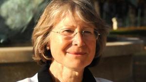La teóloga francesa Anne Soupa.