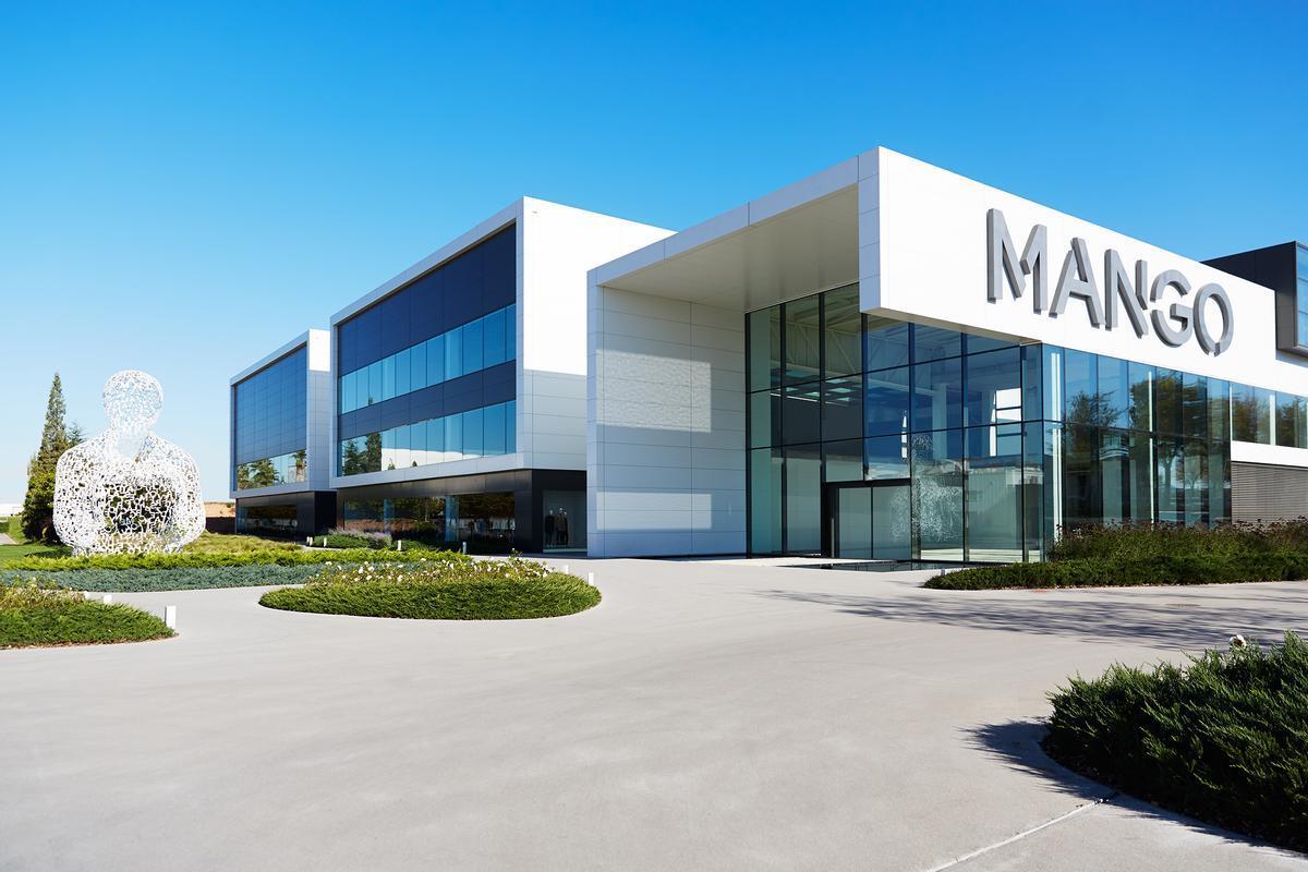 Mango inverteix 42 milions en una seu central