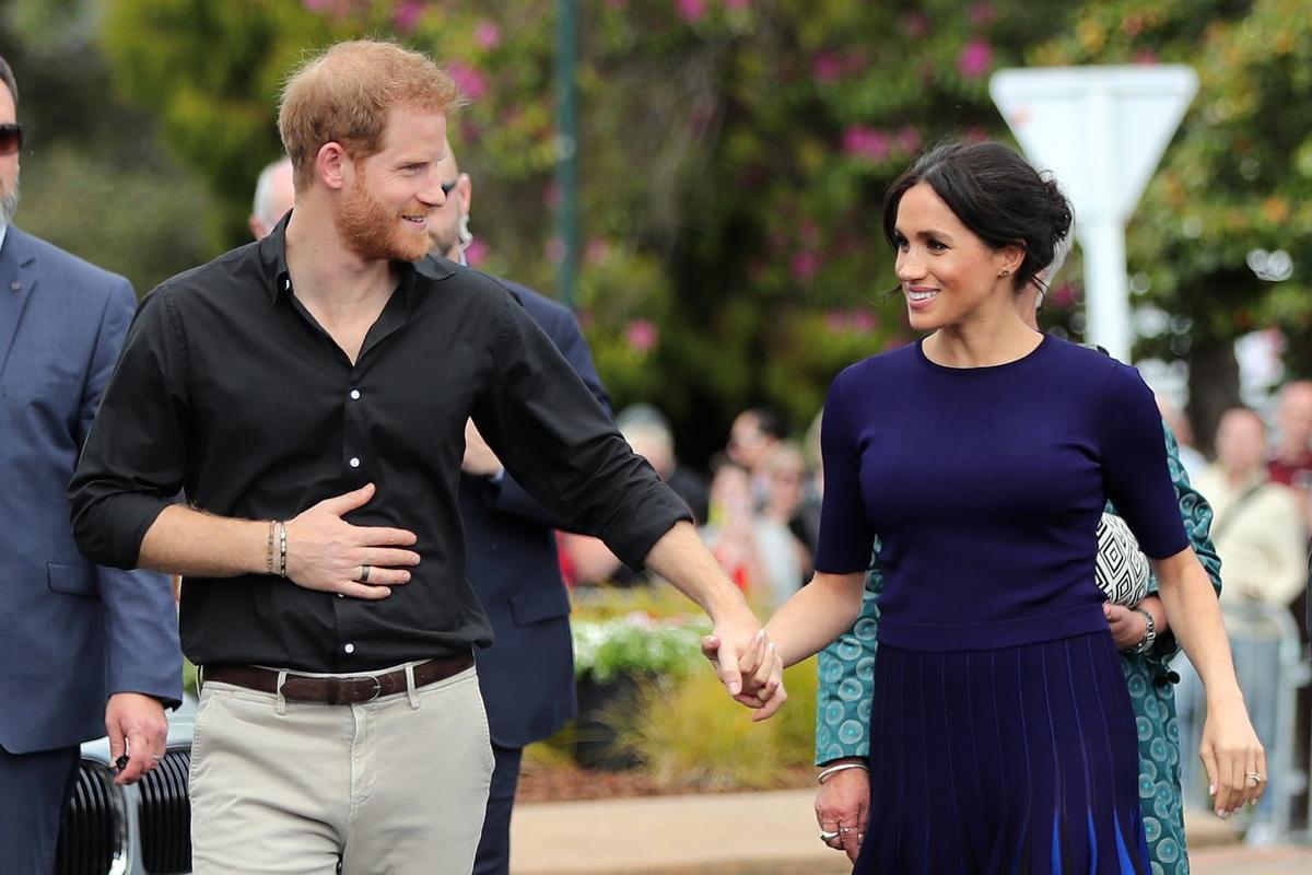 El príncep Enric i Meghan Markle ja han escollit padrins per al seu primogènit