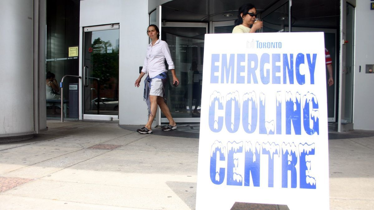 Els EUA i el Canadà es preparen per a una segona onada de calor extrema